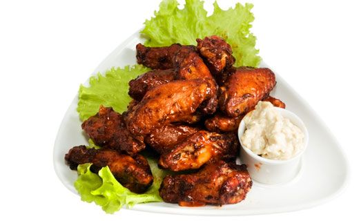 Epicure's Sweet & Spicy Sticky Wings