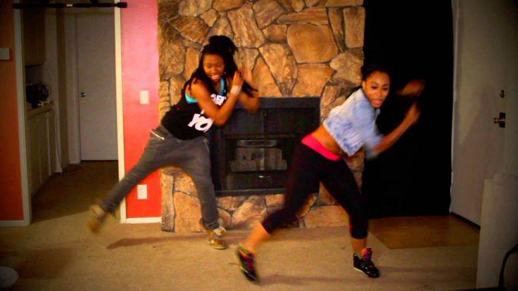 Reggae Dancehall workout by Keaira LaShae,, these girls are having way too much fun!