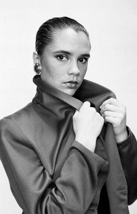 Victoria Beckham age 18 | 1992