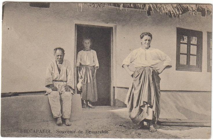 around 1900, Moldova