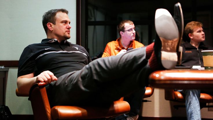 Inside Tom Herman's first national signing day at Texas