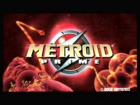 Metroid Prime - Main Title Theme ..... I never played Prime, but I am a DIE HARD Metroid fan, and the music will always have me going .... WOW, Metroid IS and experience...
