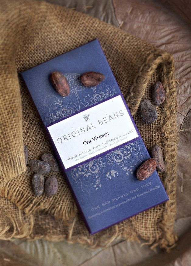 Czekolada Original Beans Cru Virunga - SmakoweInspiracje - Słodycze
