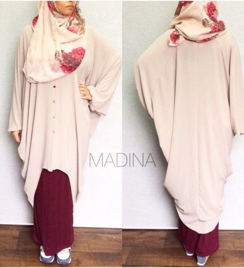 Tunique blouse