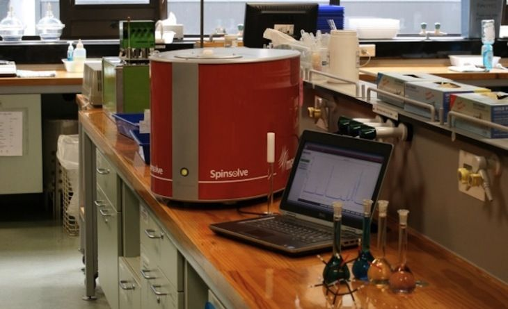 Spinsolve making NMR accessible - 20/5/14 - A New Zealand-designed benchtop nuclear magnetic resonance (NMR) spectrometer called Spinsolve is making material analysis easier for a variety of industries.