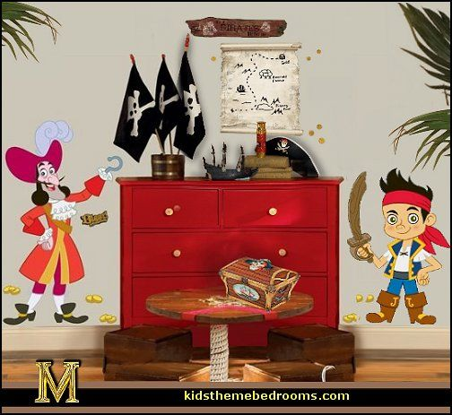 27 best Wall Art images on Pinterest | Pirate bedroom, Pirate ...