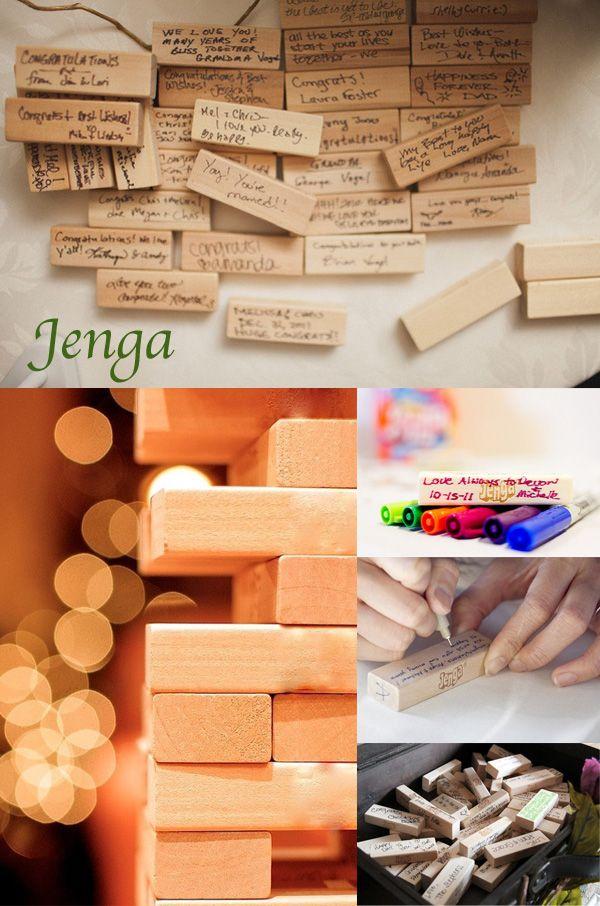 54 Best Jenga Crafts Images On Pinterest Jenga Blocks