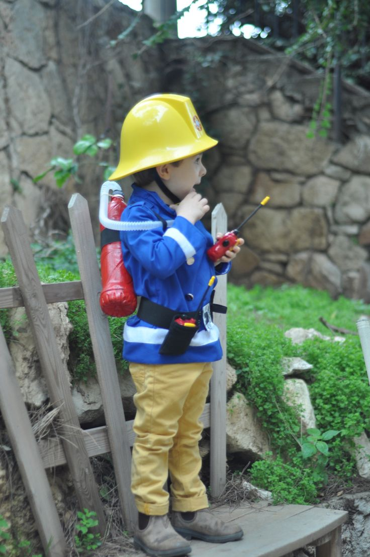 Fireman Sam costume                                                                                                                                                                                 More