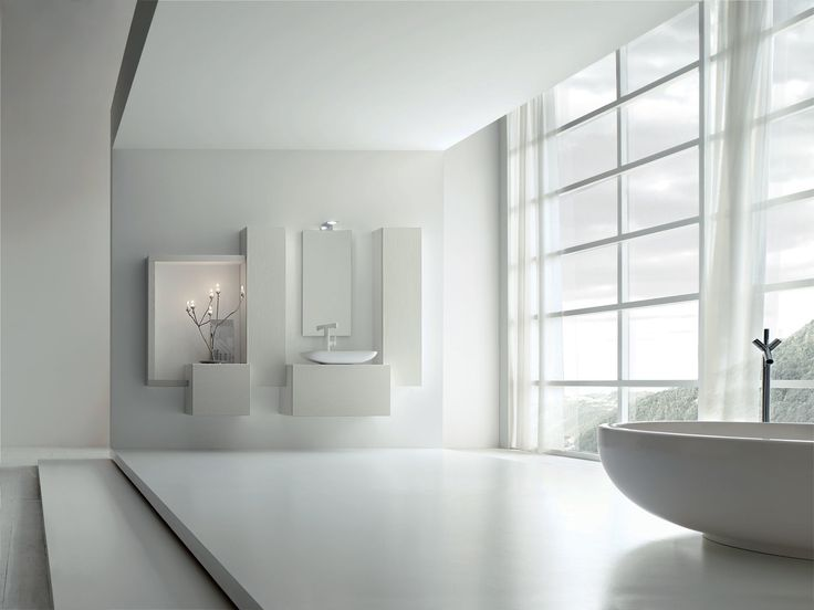 Download The Catalogue And Request Prices Of Karma   Composition 24 By Arcom,  Bathroom Cabinet