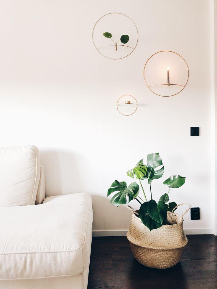 Die besten 25+ weißer Couch Dekor Ideen auf Pinterest Bild - bahir wohnzimmermobel design