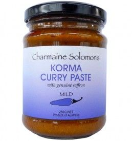 KORMA CURRY PASTE - 250g