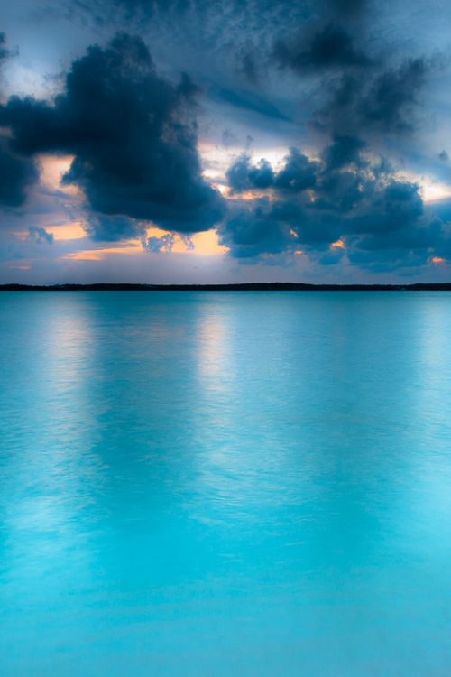 This water is my absolute favorite color blue! It's like topaz with a little green but bolder.  I will call it bahama blue!  Harbour Island, Bahamas
