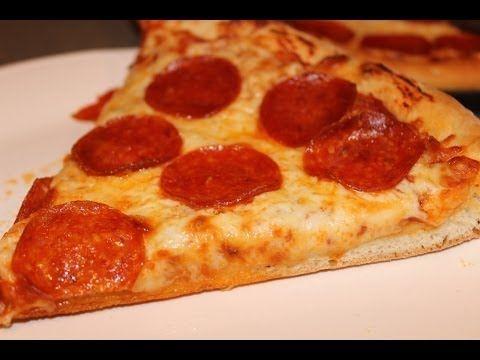Простой рецепт пиццы «Пепперони» (Pizza Diabola) / Простые рецепты