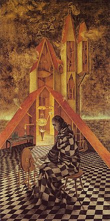 Remedios Varo Uranga (December 16, 1908 – October 8, 1963) was a Spanish-Mexican, para-surrealist painter and anarchist. She was born María de los Remedios Alicia Rodriga Varo y Uranga in Anglès, a small town in the province of Girona, Spain in 1908.