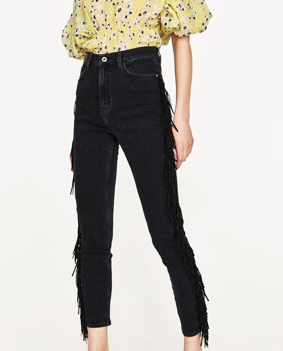 High Waist Jeans Fashion