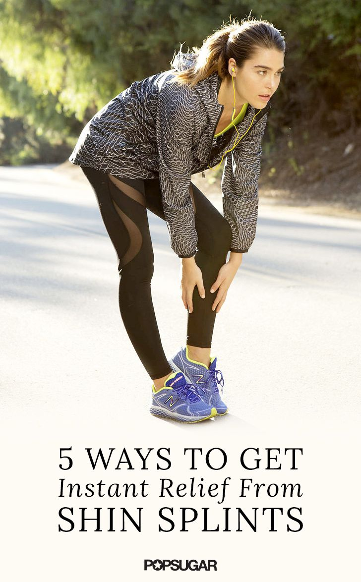 If your shin splints are keeping you from working out, you need to check out these 5 ways to get instant relief. Taking softer steps while exercising and foam rolling are just a few ways to start eliminating pain and feeling better quickly.