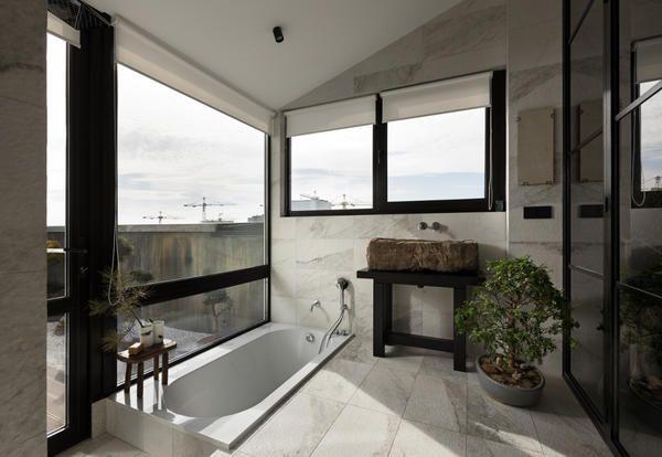 Wabi sabi, la bellezza giapponese per una casa a Kiev - Elle Decor Italia