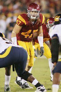 USC Football Clay Matthews Jr