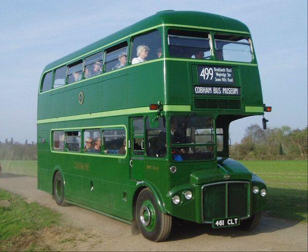 Green Line Routemaster..jorgenca