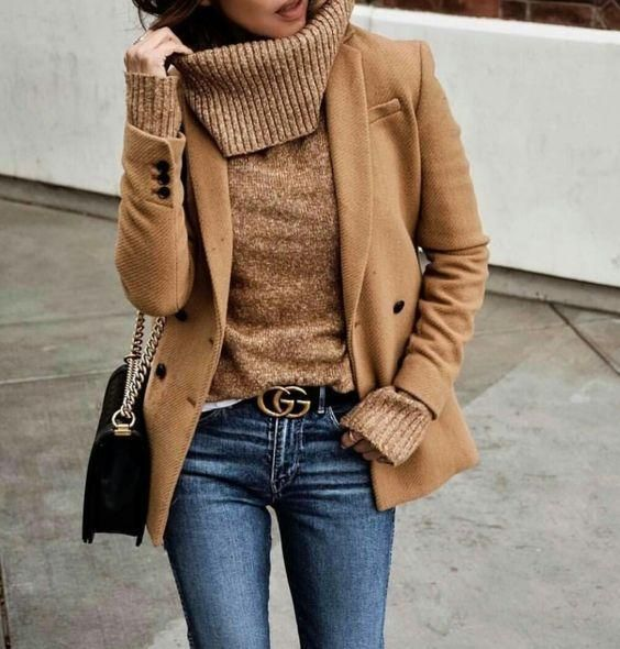 Modern Fashion Pure Colour Long Sleeve Coat Produc…