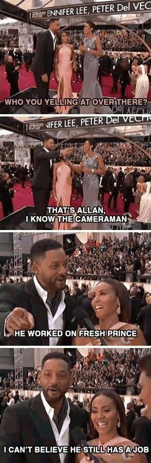 When Will Smith see's Allan again❤