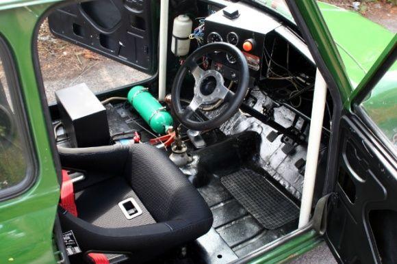 1969 Morris Mini Cooper UK Hillclimb Race Car Minis