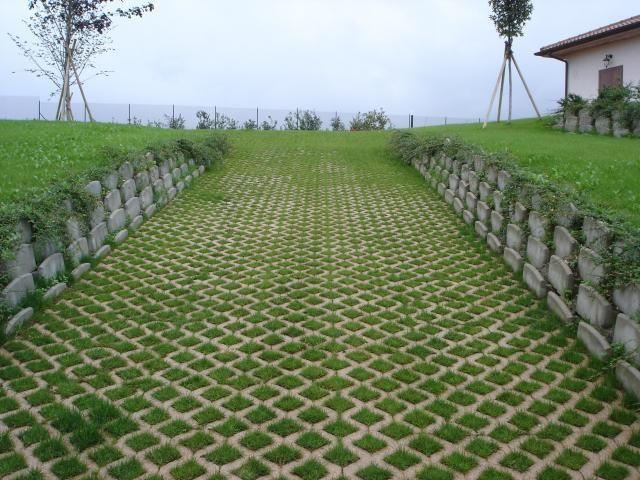 Oltre 25 fantastiche idee su pavimentazione da giardino su - Pavimentazione esterna ...