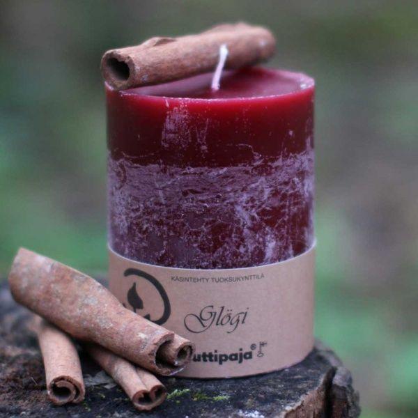 #Tuoksukynttilä #Glögi #kynttilä