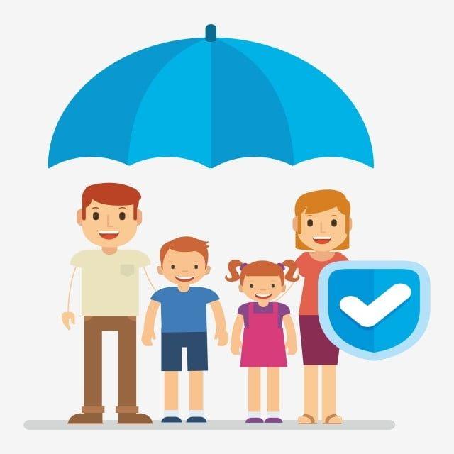 保險 健康 保險 保護向量圖案素材免費下載 Png Eps和ai素材下載in