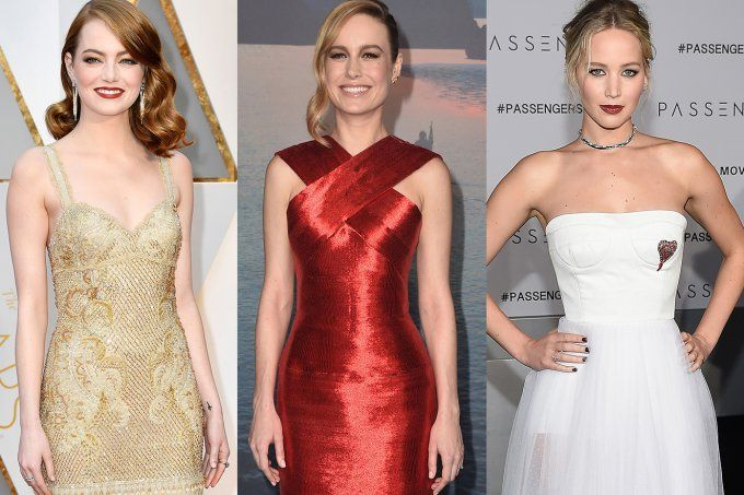 "Brie Larson: ""Emma Stone e Jeniffer Lawrence salvaram minha vida"""