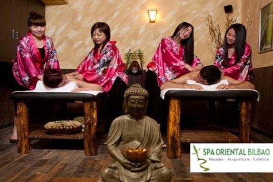 Colectivia | Spa Buenos Aires - Disfruta en pareja de un Masaje Balinés en el Spa Oriental de Bilbao