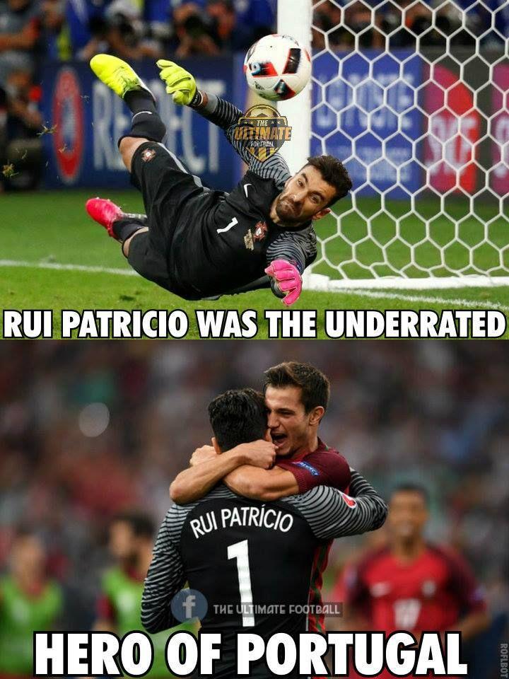 Rui Patricio!