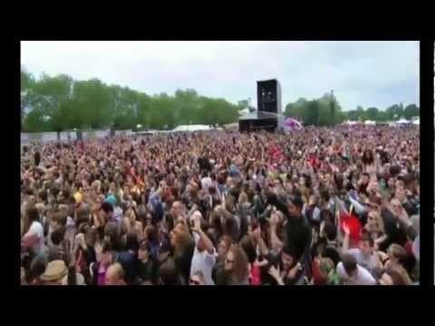 Groove Armada Vs Candi Staton - Lovebox 2012 - You Got The Love - YouTube