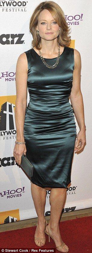 Jodie Foster-pretty over 50!