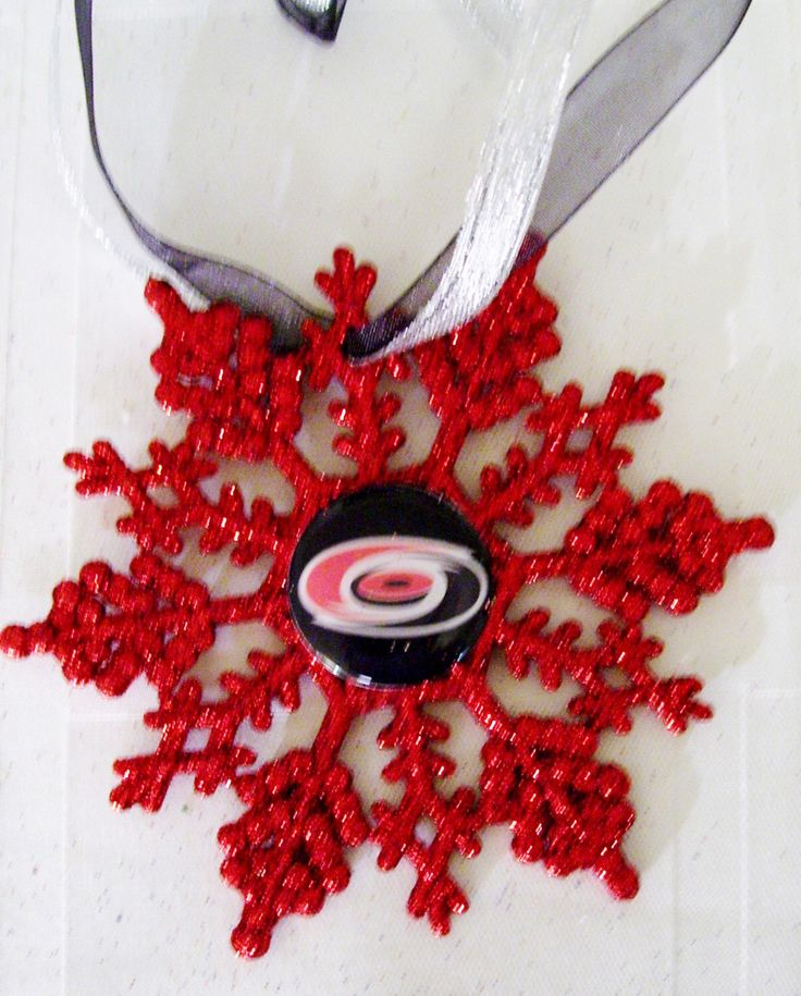 A personal favorite from my Etsy shop https://www.etsy.com/listing/256915337/carolina-hurricanes-hockey-fans-handmade