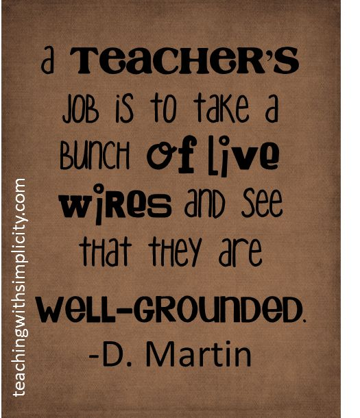Quotes To Teacher: 65 Best Inspiring Words For Teachers Images On Pinterest