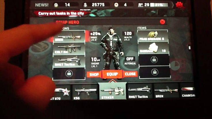 Dead trigger app review on Kindle fire he (+playlist)