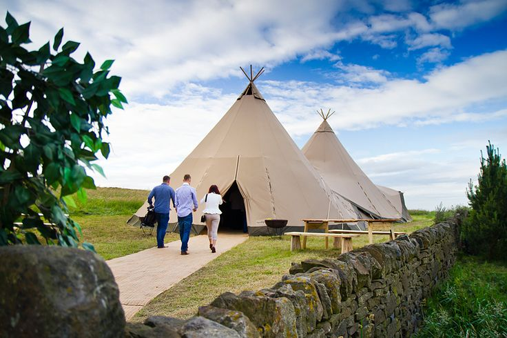 TotallyTipi GreenDirections Sheffield Beautiful Eco Wedding Venue