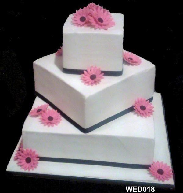 Square  Layer Cake