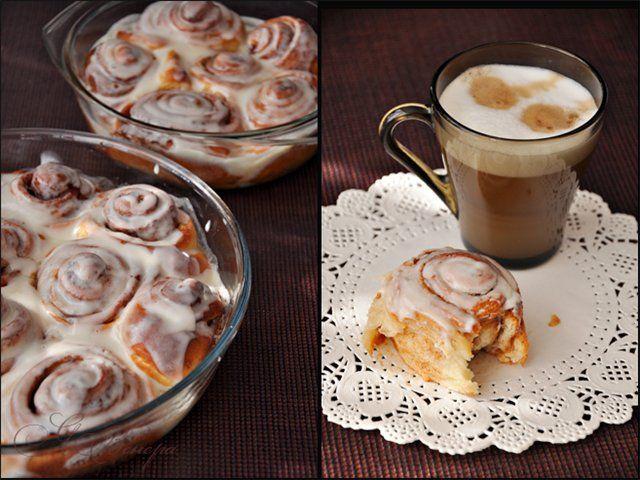Булочки Синабон (Cinnamon rolls). Кулинар.ру – более 100 000 рецептов с фотографиями. Форум.