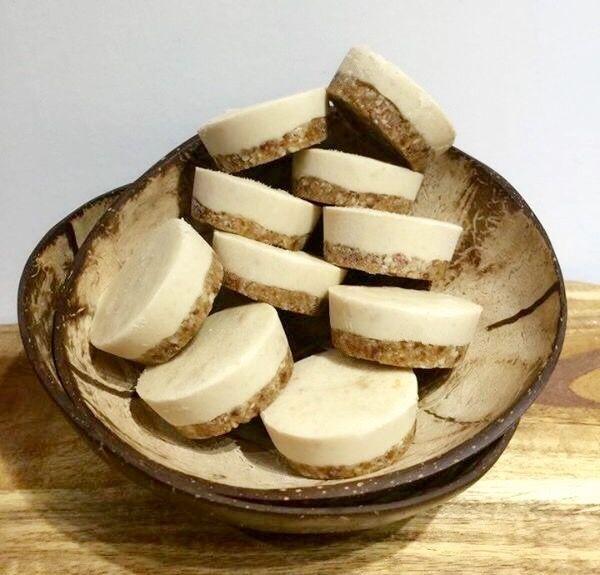 Healthy Coconut Cups