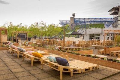 Papa Cabane  Opening le 11 mai 2017 Ouvert tous les jeudis de l'été 2017 de 18h à 23h  Rue Paul Belmondo, 75012 Paris , à découvrir lors de votre séjour dans l'un de nos hôtels By HappyCulture : https://www.happyculture.com/