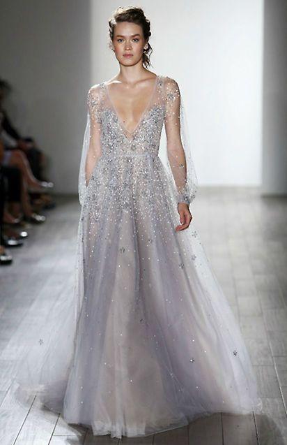 Los vestidos de novia más bonitos de la New York Bridal Week - Foto 9
