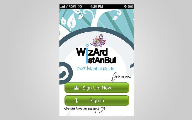 Wizard İstanbul Turizm Seyahat Marka Çalışması Logo Tasarımı Kartvizit Tasarımı El İlanı / Flyer Tasarımı Web Site Tasarımı Mobil Site Tasarımı İçerik Yönetimi Sosyal Medya Hesap Yönetimi