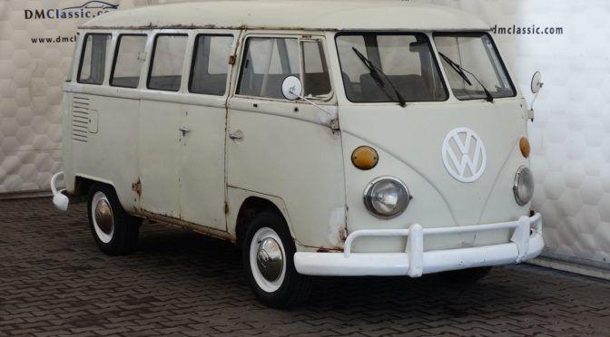 Volkswagen T1 1967 - 43000PLN - Radlin - Giełda klasyków