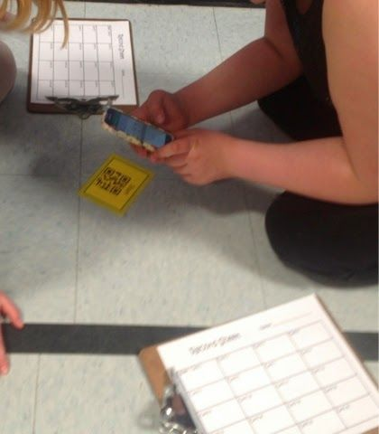 Here is a fun way to get your students moving around and practicing solving one step equations!