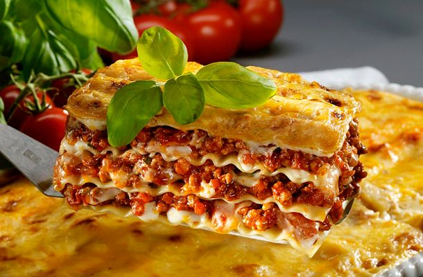 Az eredeti lasagne receptje | femina.hu