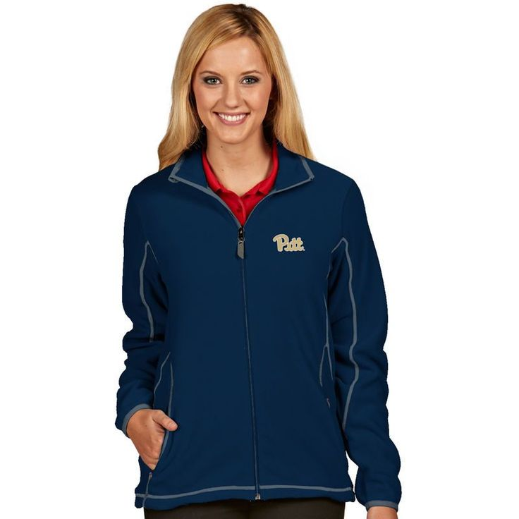 Pitt Panthers Antigua Women's Ice Full-Zip Jacket - Navy https://www.fanprint.com/stores/american-dad?ref=5750
