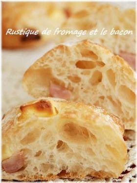 「チーズとベーコンのペッパーリュスティック」いたるんるん | お菓子・パンのレシピや作り方【corecle*コレクル】