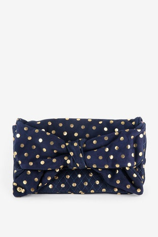 Oversized Bow Clutch / Juicy Couture